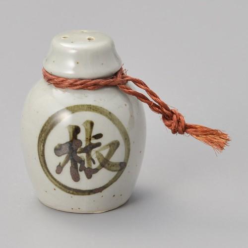 42018-100 徳利型胡椒入|業務用食器カタログ陶里30号