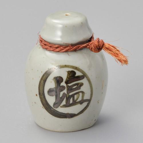 42019-100 徳利型塩入|業務用食器カタログ陶里30号