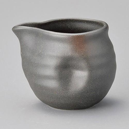 42813-460 備前風変形汁次(小) 業務用食器カタログ陶里30号
