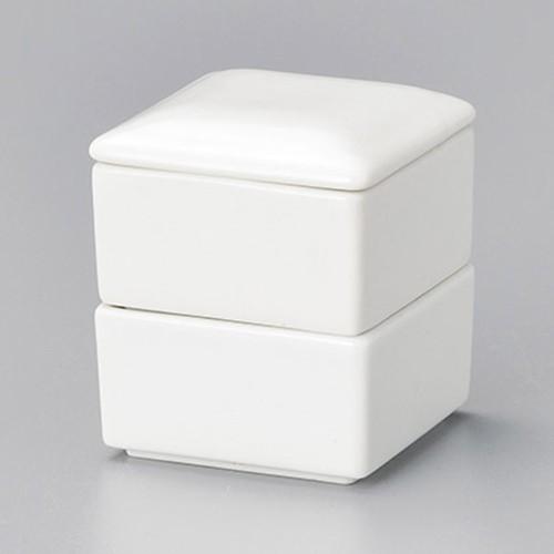 42926-400 白二段珍味|業務用食器カタログ陶里30号