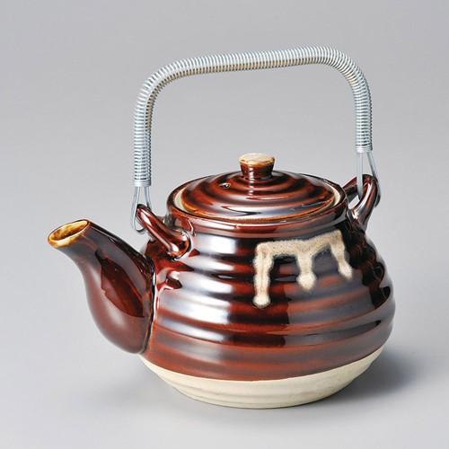 43705-100 茶流し8号薬土瓶|業務用食器カタログ陶里30号