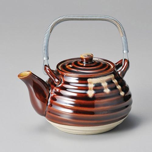 43706-100 茶流し6号薬土瓶|業務用食器カタログ陶里30号