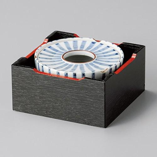 43805-410 十草4.0灰皿|業務用食器カタログ陶里30号