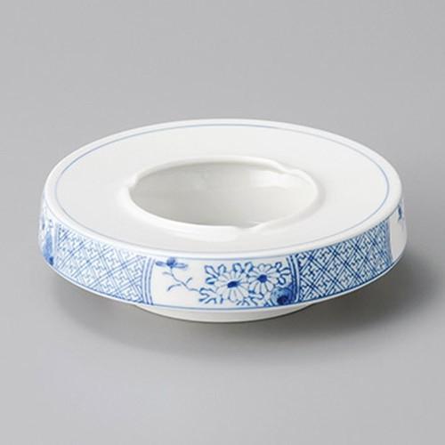 43815-150 菊間取6.0灰皿|業務用食器カタログ陶里30号