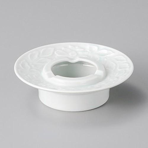 43821-460 青磁唐草 5.0灰皿|業務用食器カタログ陶里30号