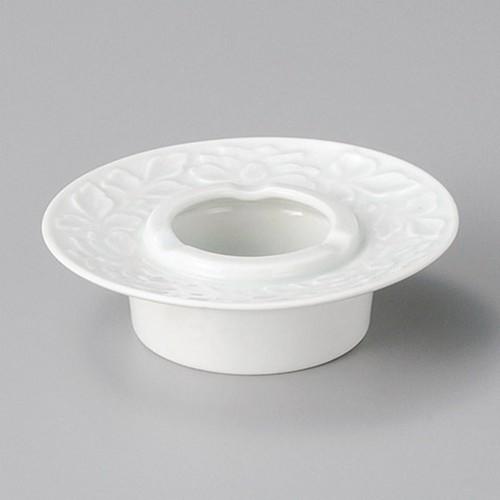 43822-460 青磁唐草 4.0灰皿|業務用食器カタログ陶里30号
