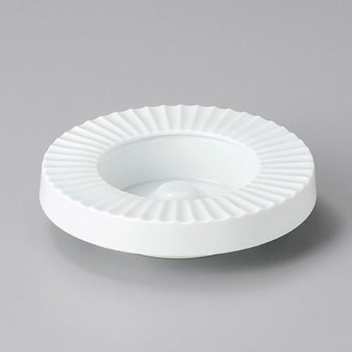 43825-310 菊型灰皿6.0|業務用食器カタログ陶里30号