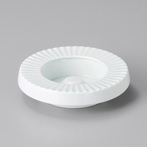 43826-310 菊型灰皿5.0|業務用食器カタログ陶里30号