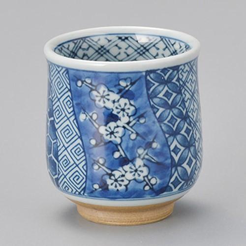 44711-410 祥瑞花長湯呑(小)|業務用食器カタログ陶里30号