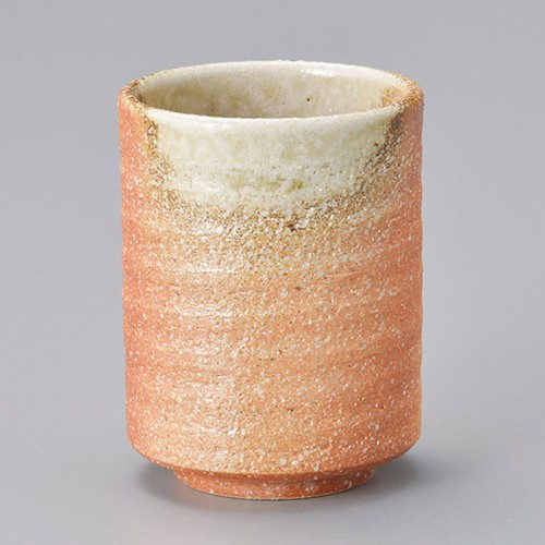 45322-430 きなり切立湯呑(大) 業務用食器カタログ陶里30号