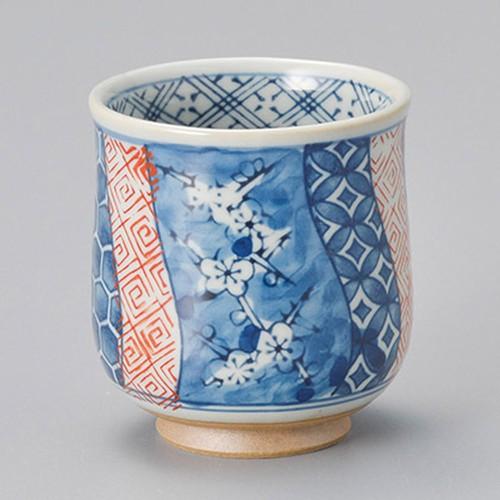 45402-410 祥瑞花錦長湯呑(小)|業務用食器カタログ陶里30号