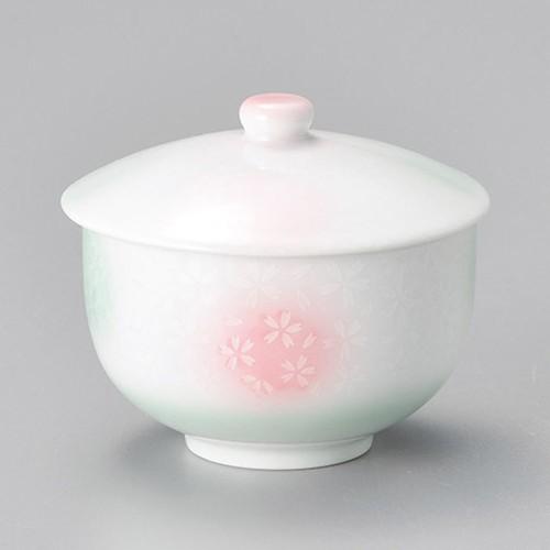 45605-250 春爛漫蓋付煎茶|業務用食器カタログ陶里30号