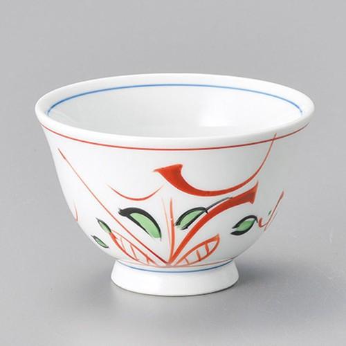 45611-080 手描き京小花反煎茶|業務用食器カタログ陶里30号