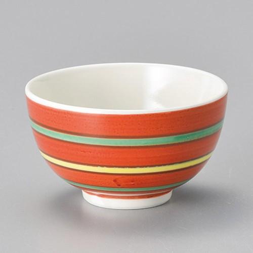 45615-310 駒筋京煎茶(赤)|業務用食器カタログ陶里30号