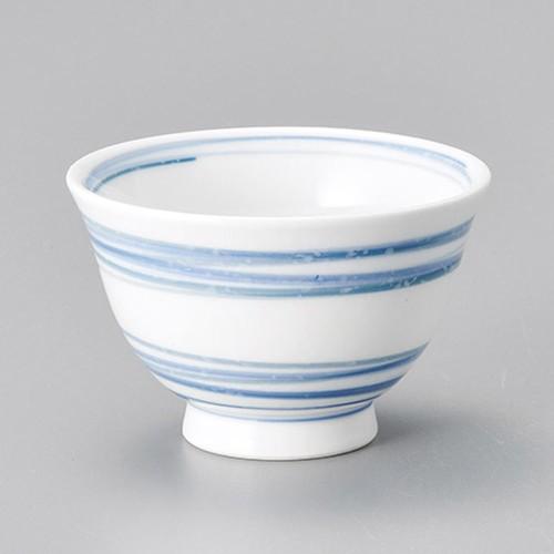 45622-070 流水ブルー反千茶|業務用食器カタログ陶里30号
