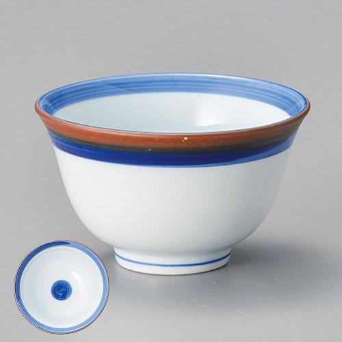 45631-310 二色筋反煎茶 業務用食器カタログ陶里30号