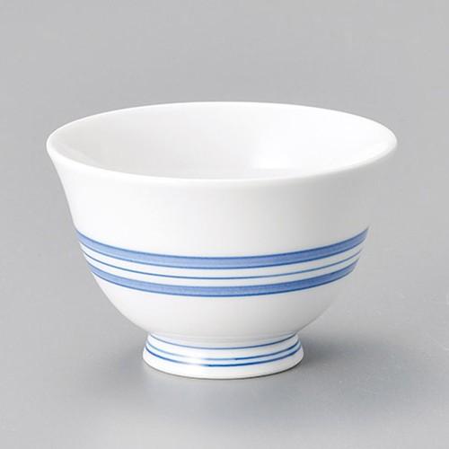 45638-280 二本線反煎茶 業務用食器カタログ陶里30号