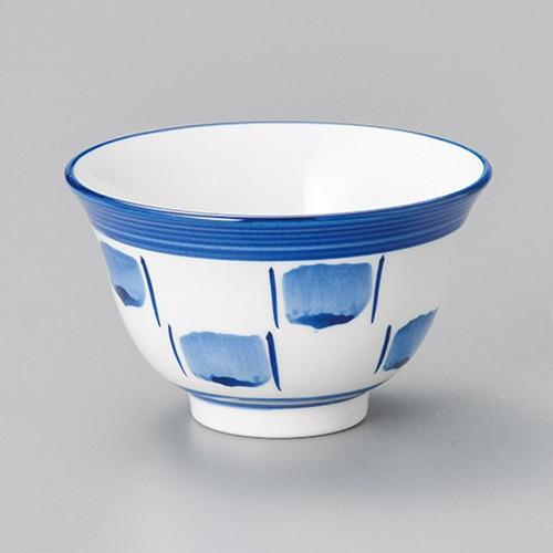 45701-050 かすり反千茶 業務用食器カタログ陶里30号