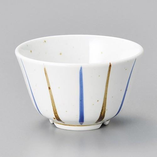 45708-310 斑点十草水切浜千茶 業務用食器カタログ陶里30号