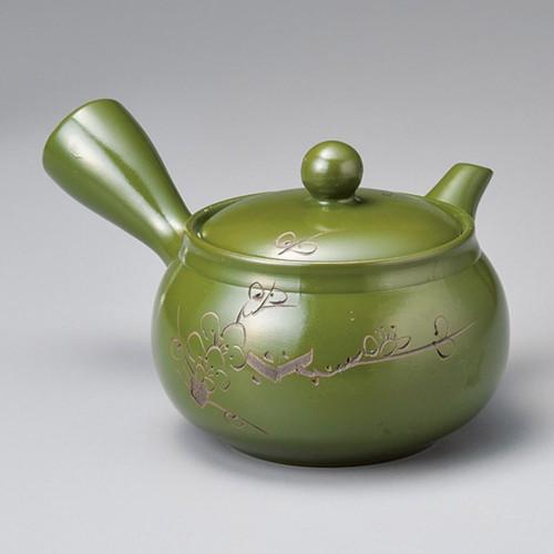 46201-350 緑泥KH2GU4.7ぐるり網 業務用食器カタログ陶里30号