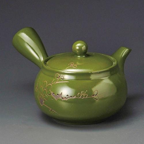 46203-350 KHIGU 3.1号ぐるり網 梅彫 業務用食器カタログ陶里30号