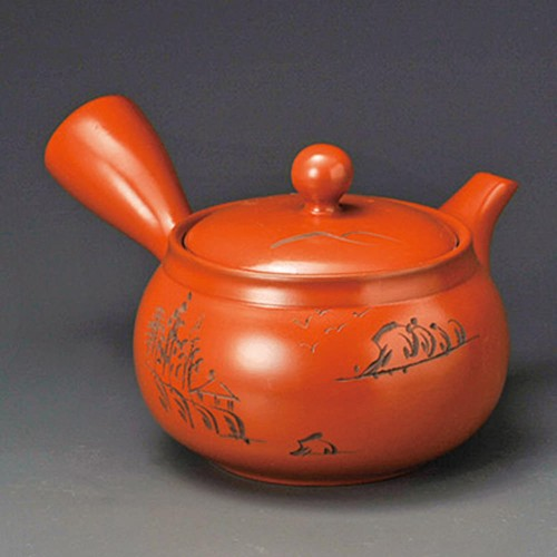 46205-350 H-1 3.1号平網 山水 業務用食器カタログ陶里30号