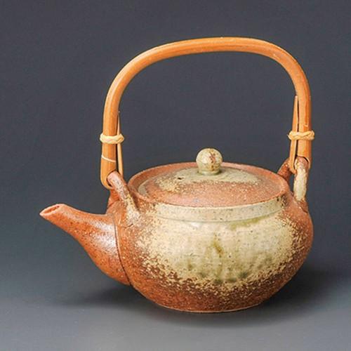 46502-430 信楽土瓶(小) 業務用食器カタログ陶里30号