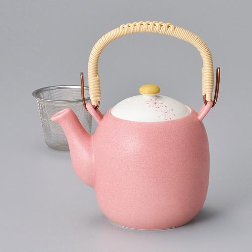 46505-180 京香 土瓶(茶コシ付) 業務用食器カタログ陶里30号