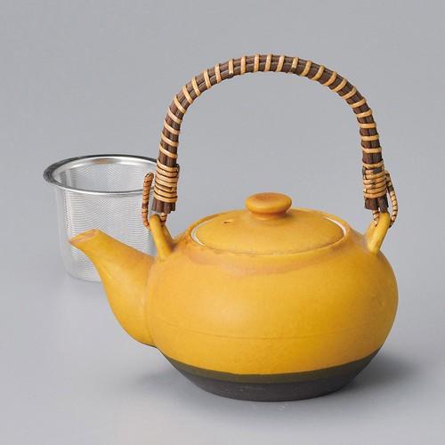46510-450 満月土瓶 業務用食器カタログ陶里30号