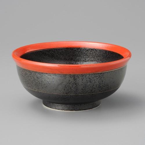46818-160 三色柚子6.5丸丼|業務用食器カタログ陶里30号