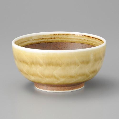 46819-160 錆雁木縞4.0多用碗|業務用食器カタログ陶里30号