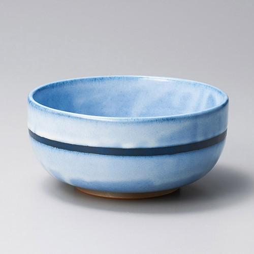 48003-410 青海波深口5.0丼|業務用食器カタログ陶里30号