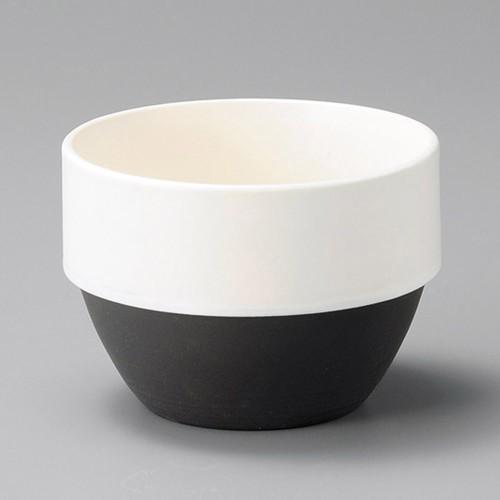 49811-310 白マットスタックボール(中)|業務用食器カタログ陶里30号