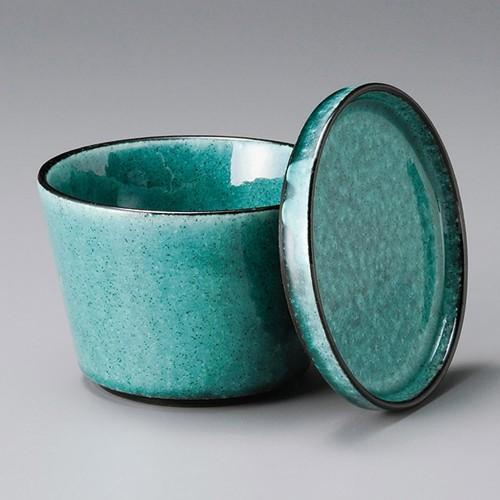 50614-080 kasaneトルコ釉受け皿 小|業務用食器カタログ陶里30号
