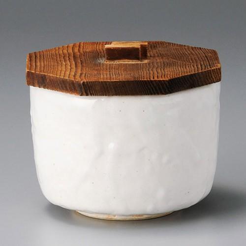 50619-300 志野飯器(蓋付)|業務用食器カタログ陶里30号