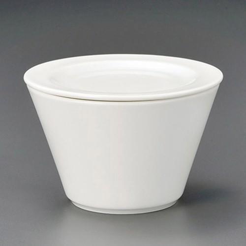 50626-160 白マットマルチボウル 蓋|業務用食器カタログ陶里30号