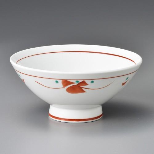 50806-460 赤絵小花鯛茶|業務用食器カタログ陶里30号