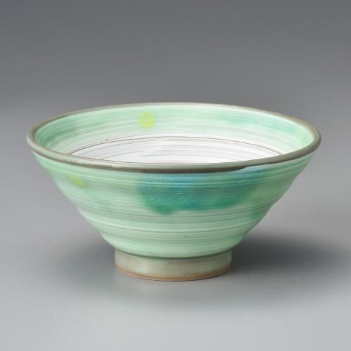 50815-180 新緑(土物)のり茶(蓋付)|業務用食器カタログ陶里30号