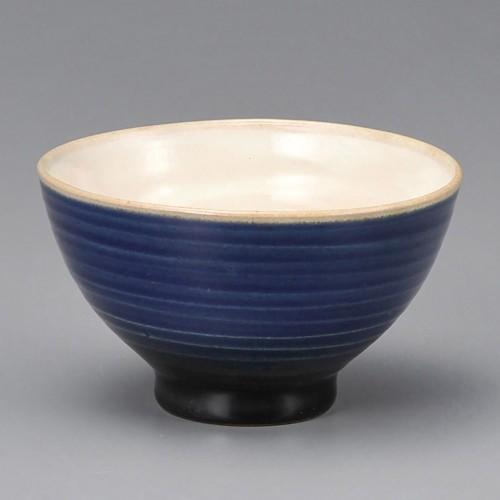 51410-280 寿(ことぶき)茶碗(青)|業務用食器カタログ陶里30号