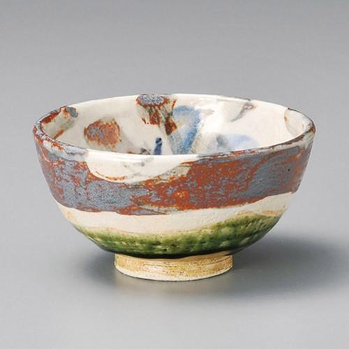 51825-080 織部かぶ茶碗|業務用食器カタログ陶里30号