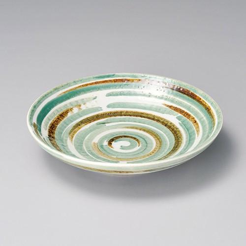 52004-120 遊翠7.5深口皿|業務用食器カタログ陶里30号