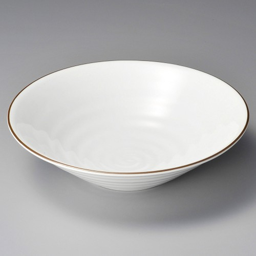 52019-110 渕サビ8.5麺鉢|業務用食器カタログ陶里30号