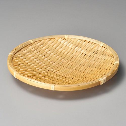 52020-110 竹ザル(丸)7寸(ベトナム産)|業務用食器カタログ陶里30号