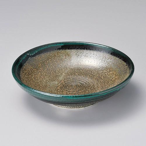 52021-020 結晶グリン7.5麵皿|業務用食器カタログ陶里30号