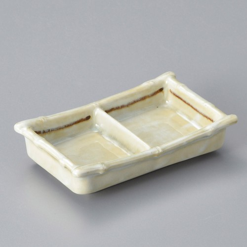 53013-150 初雪二品皿|業務用食器カタログ陶里30号