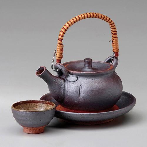53402-430 南蛮花型土瓶むし|業務用食器カタログ陶里30号