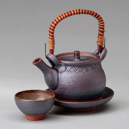 53403-430 南蛮丸型土瓶むし|業務用食器カタログ陶里30号