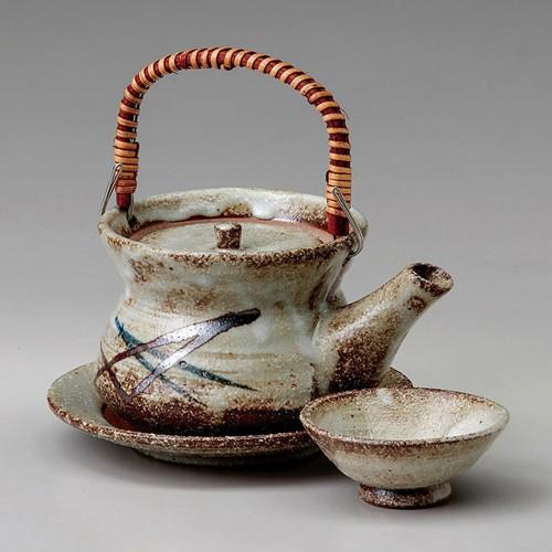 53413-350 むさしの杵型土瓶むし|業務用食器カタログ陶里30号