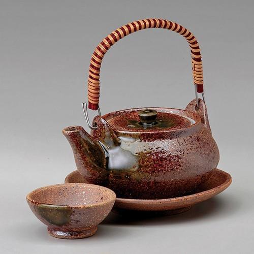 53414-480 南蛮織部土瓶むし|業務用食器カタログ陶里30号