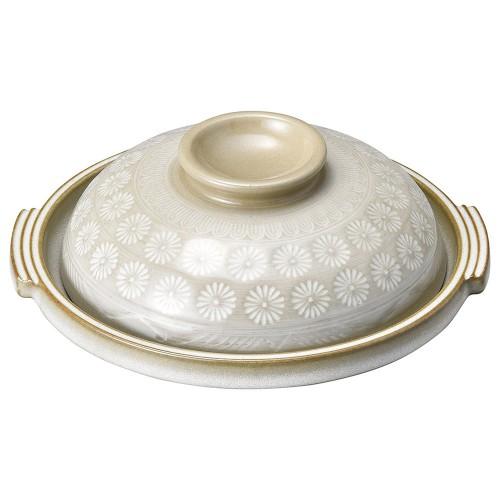 54011-350 銀峯花三島 6号陶板|業務用食器カタログ陶里30号